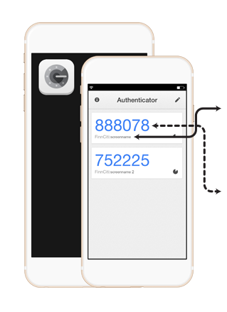 Launch your Authenticator
